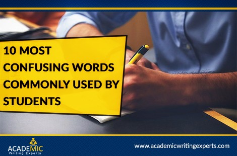 10 Most Confusing Words Commonly Used By Students