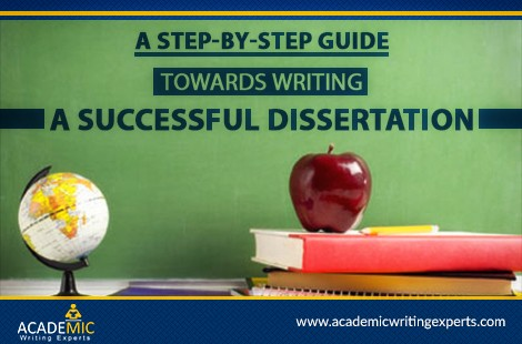 A Step-By-Step Guide towards Writing a Successful Dissertation